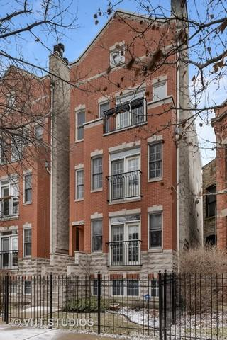 2139 W Addison Street #1, Chicago, IL 60618 (MLS #10169581) :: Leigh Marcus | @properties