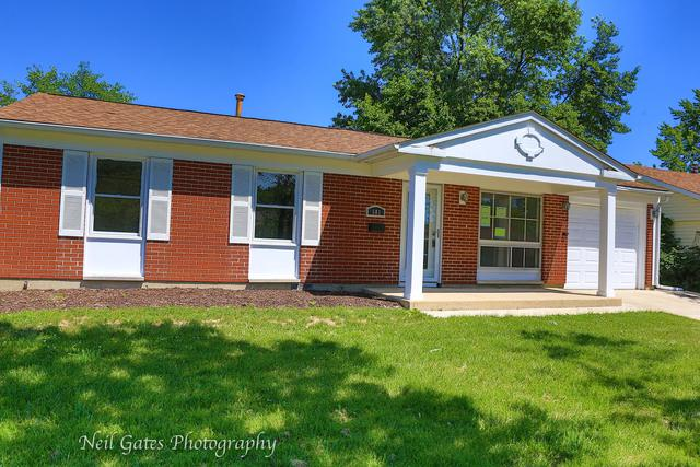 601 Newberry Drive, Streamwood, IL 60107 (MLS #10169813) :: The Wexler Group at Keller Williams Preferred Realty