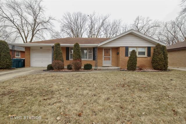 16644 Thornton Avenue, South Holland, IL 60473 (MLS #10170796) :: The Wexler Group at Keller Williams Preferred Realty