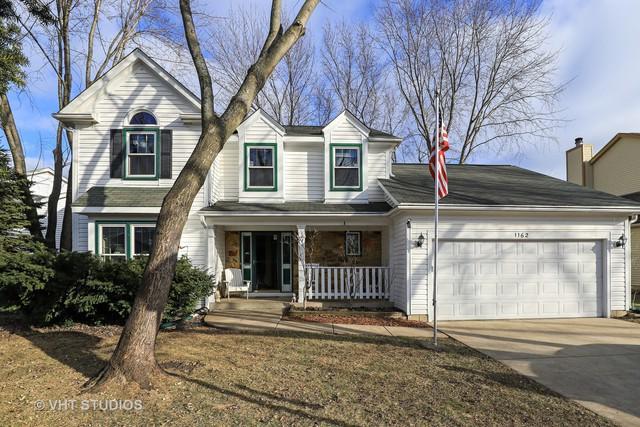 1162 Sandhurst Drive, Buffalo Grove, IL 60089 (MLS #10170821) :: The Wexler Group at Keller Williams Preferred Realty