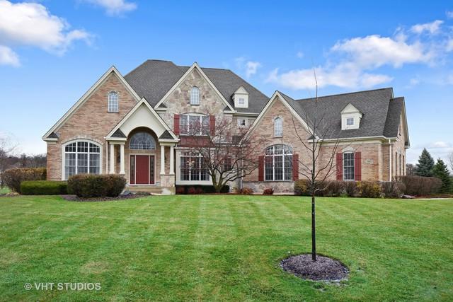 28413 W Harvest Glen Circle, Cary, IL 60013 (MLS #10171966) :: T2K Properties