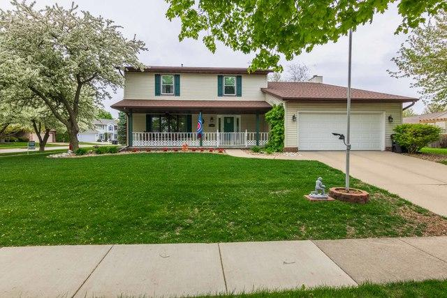 1408 Dover Road, Bloomington, IL 61704 (MLS #10247673) :: Berkshire Hathaway HomeServices Snyder Real Estate