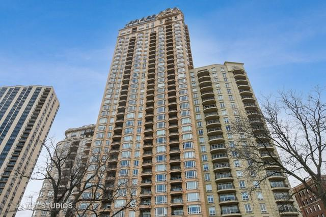 2550 N Lakeview Avenue S2503, Chicago, IL 60614 (MLS #10249248) :: Baz Realty Network   Keller Williams Preferred Realty