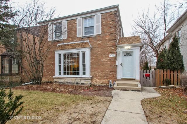 6706 N Hamlin Avenue, Lincolnwood, IL 60712 (MLS #10249371) :: Ryan Dallas Real Estate