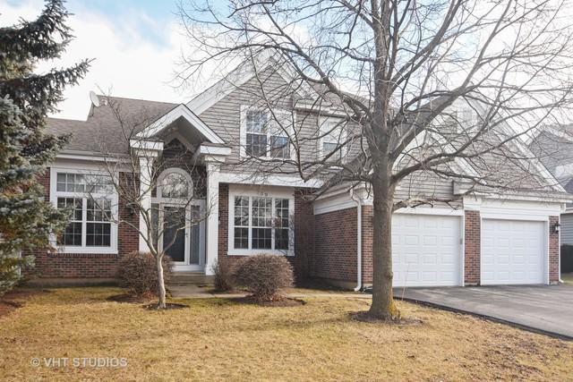 739 Foxmoor Lane, Lake Zurich, IL 60047 (MLS #10249454) :: Helen Oliveri Real Estate