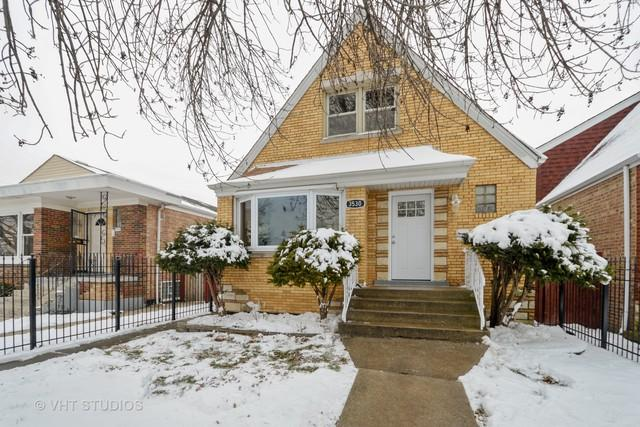 3530 W 73RD Street, Chicago, IL 60629 (MLS #10249460) :: The Wexler Group at Keller Williams Preferred Realty