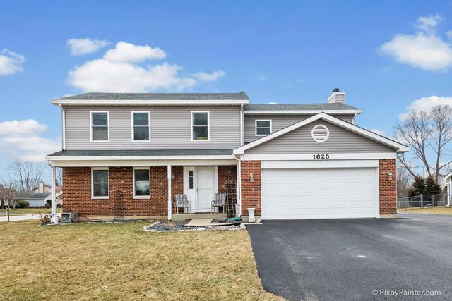 1625 Powder Horn Drive, Algonquin, IL 60102 (MLS #10249923) :: Helen Oliveri Real Estate