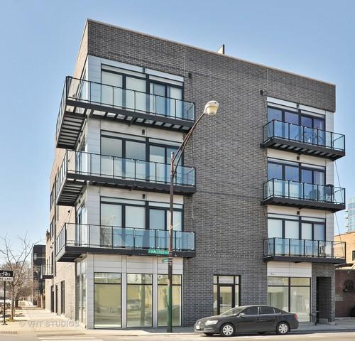 440 N Halsted Street 2B, Chicago, IL 60642 (MLS #10250220) :: Property Consultants Realty