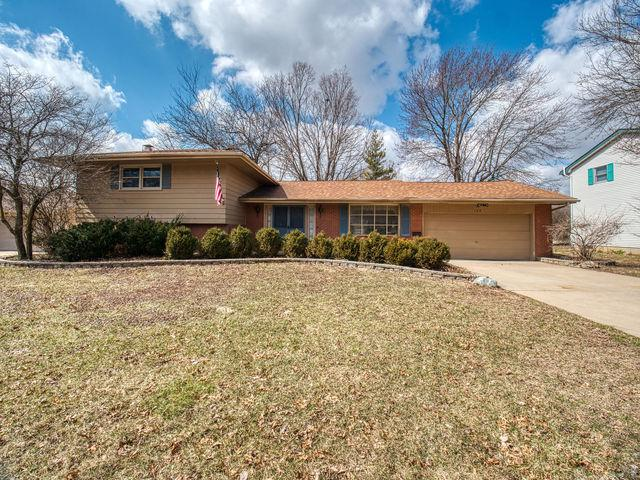 103 Parkview Drive, Bloomington, IL 61701 (MLS #10250332) :: Janet Jurich Realty Group