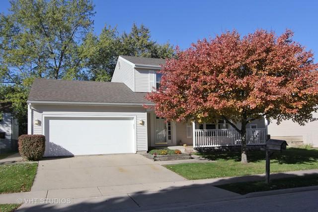 1335 Logsdon Lane, Buffalo Grove, IL 60089 (MLS #10251096) :: Helen Oliveri Real Estate