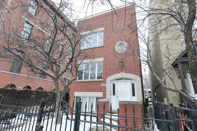 1845 N Sheffield Avenue #3, Chicago, IL 60614 (MLS #10251454) :: Property Consultants Realty