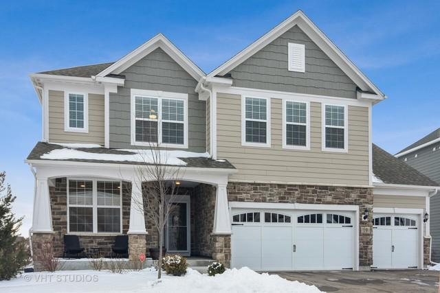 19 Andrew Lane, Hawthorn Woods, IL 60047 (MLS #10251590) :: Helen Oliveri Real Estate