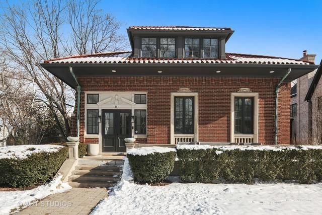 211 N Garfield Street, Hinsdale, IL 60521 (MLS #10251592) :: The Wexler Group at Keller Williams Preferred Realty