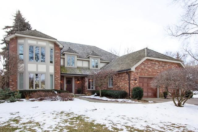 909 Windhaven Road, Libertyville, IL 60048 (MLS #10252065) :: Helen Oliveri Real Estate