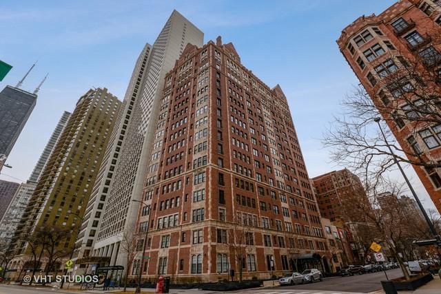1120 N Lake Shore Drive 2B, Chicago, IL 60611 (MLS #10252153) :: John Lyons Real Estate