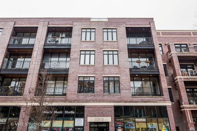 2129 W Belmont Avenue 3W, Chicago, IL 60618 (MLS #10252175) :: The Wexler Group at Keller Williams Preferred Realty