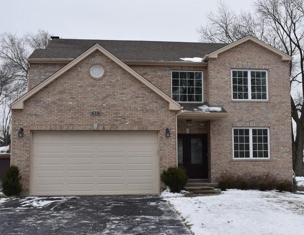 618 W Belden Avenue, Elmhurst, IL 60126 (MLS #10252574) :: The Wexler Group at Keller Williams Preferred Realty