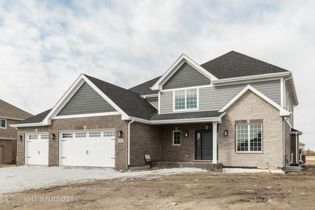 24044 Sunset Lakes Drive, Manhattan, IL 60442 (MLS #10253157) :: Baz Realty Network | Keller Williams Preferred Realty