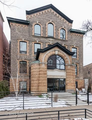 1849 N Hermitage Avenue Ph304, Chicago, IL 60622 (MLS #10253251) :: The Wexler Group at Keller Williams Preferred Realty
