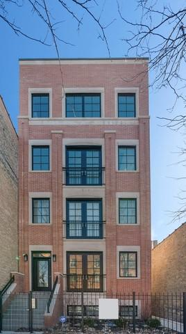 3607 N Damen Avenue #3, Chicago, IL 60618 (MLS #10253470) :: The Wexler Group at Keller Williams Preferred Realty