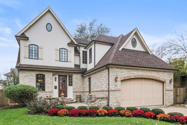 740 Phillippa Street, Hinsdale, IL 60521 (MLS #10253555) :: The Wexler Group at Keller Williams Preferred Realty
