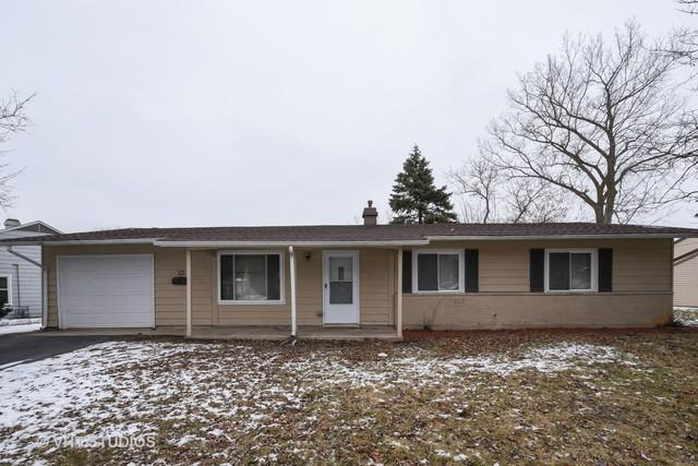 22 Edgewood Drive, Streamwood, IL 60107 (MLS #10253934) :: The Wexler Group at Keller Williams Preferred Realty
