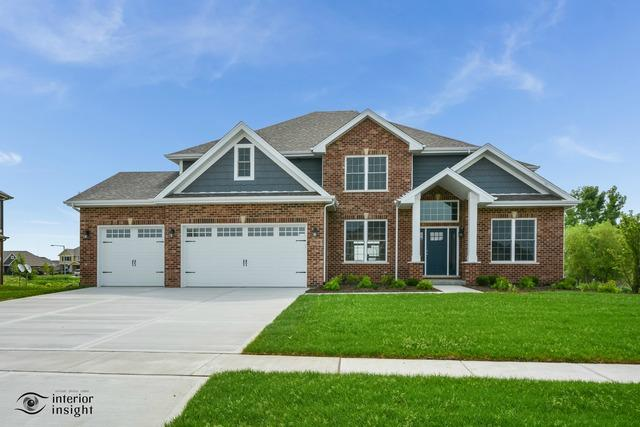 24161 S Lily Drive, Manhattan, IL 60442 (MLS #10254547) :: Baz Realty Network | Keller Williams Preferred Realty