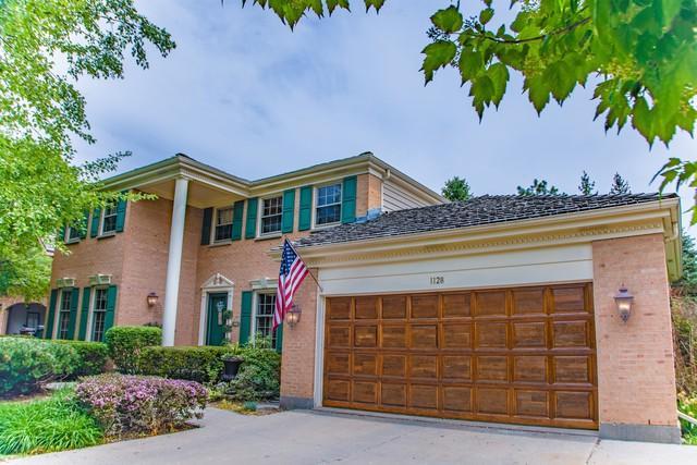1128 Loyola Drive, Libertyville, IL 60048 (MLS #10254757) :: Baz Realty Network | Keller Williams Preferred Realty