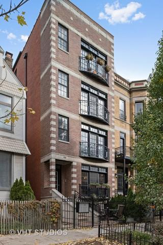 910 W Roscoe Street #1, Chicago, IL 60657 (MLS #10254827) :: Leigh Marcus | @properties