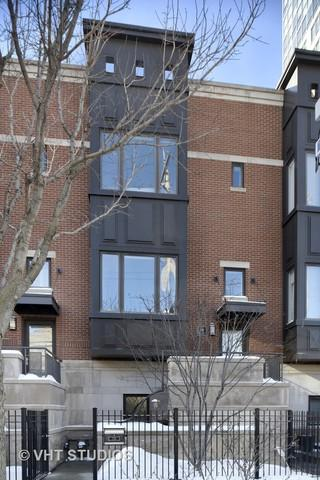 738 N Hudson Avenue, Chicago, IL 60654 (MLS #10254973) :: Leigh Marcus | @properties