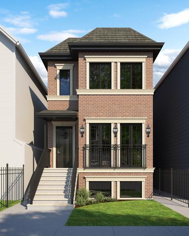 3425 N Hamilton Avenue, Chicago, IL 60618 (MLS #10255090) :: Leigh Marcus | @properties