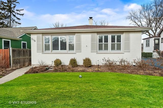 516 E Sunnyside Avenue, Libertyville, IL 60048 (MLS #10257165) :: Baz Realty Network | Keller Williams Preferred Realty