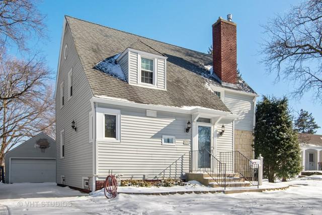 1169 Margret Street, Des Plaines, IL 60016 (MLS #10257489) :: Baz Realty Network | Keller Williams Preferred Realty