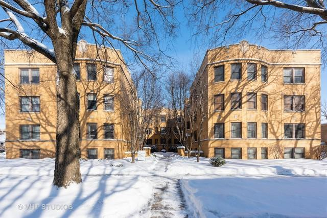 713 Mulford Street 3B, Evanston, IL 60202 (MLS #10258554) :: Baz Realty Network | Keller Williams Preferred Realty