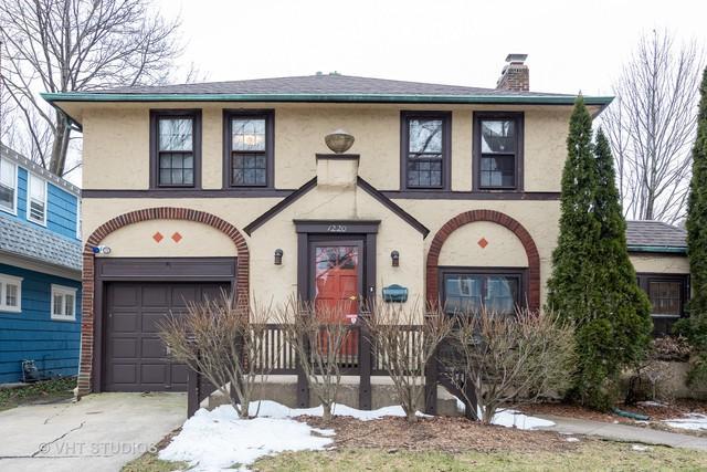 1220 Grant Street, Evanston, IL 60201 (MLS #10258846) :: HomesForSale123.com