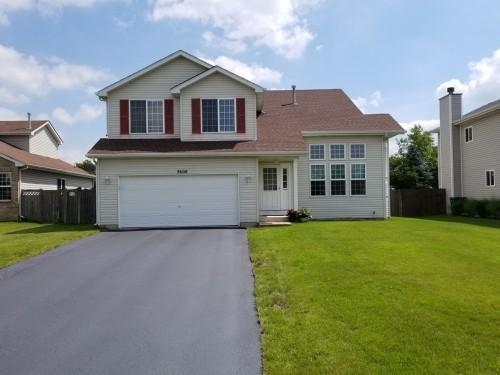 5608 Major Drive, Plainfield, IL 60586 (MLS #10259769) :: Ryan Dallas Real Estate