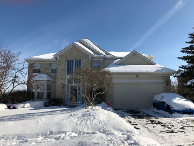 557 Amherst Drive, Lake Villa, IL 60046 (MLS #10261295) :: Baz Realty Network | Keller Williams Preferred Realty