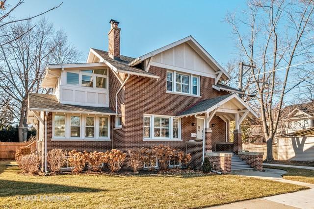 915 11th Street, Wilmette, IL 60091 (MLS #10262874) :: Baz Realty Network   Keller Williams Preferred Realty
