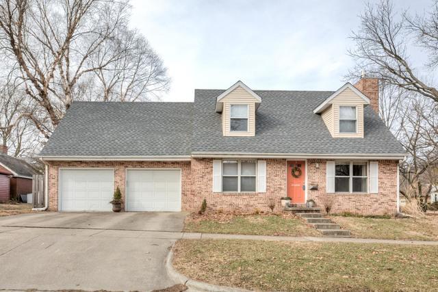 1503 S Orchard Street, Urbana, IL 61801 (MLS #10264525) :: Ryan Dallas Real Estate