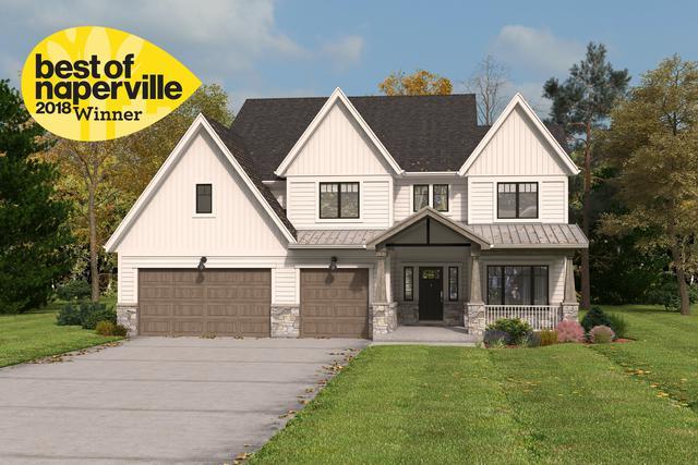 703 Parkside Road, Naperville, IL 60540 (MLS #10266064) :: Baz Realty Network | Keller Williams Preferred Realty