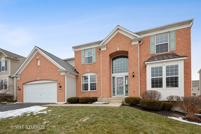 403 Baker Court, Oswego, IL 60543 (MLS #10266089) :: Baz Realty Network | Keller Williams Preferred Realty