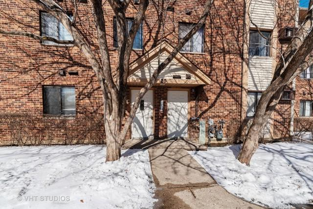 20 Parkside Court #12, Vernon Hills, IL 60061 (MLS #10266565) :: Baz Realty Network | Keller Williams Preferred Realty