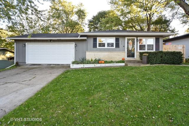 873 W Spring Street, South Elgin, IL 60177 (MLS #10266767) :: The Mattz Mega Group