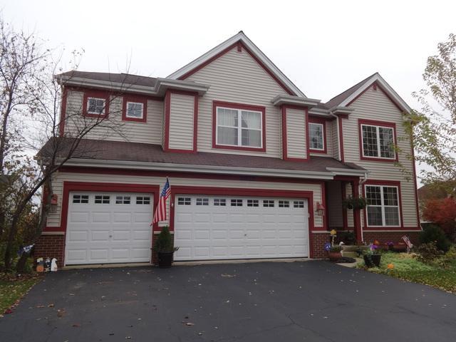 10725 Bayhill Court, Huntley, IL 60142 (MLS #10267368) :: Helen Oliveri Real Estate