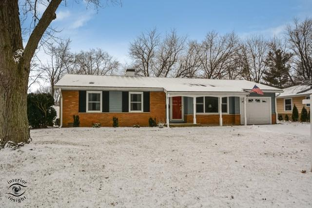 805 Oxford Street, Downers Grove, IL 60516 (MLS #10267570) :: Baz Realty Network | Keller Williams Preferred Realty