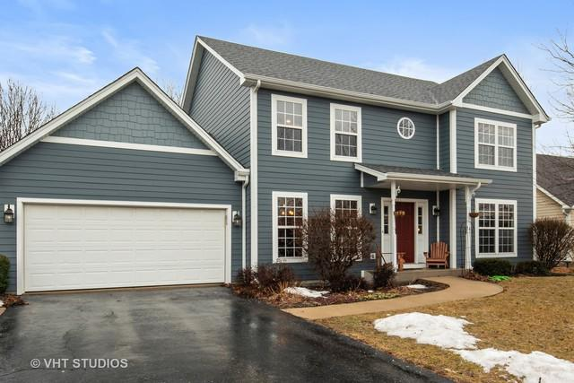 408 Pinecreek Drive, North Aurora, IL 60542 (MLS #10268383) :: The Mattz Mega Group