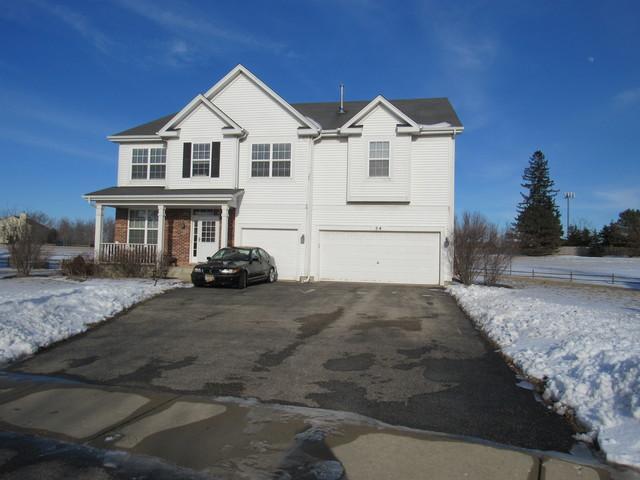 54 W Arden Lane, Round Lake, IL 60073 (MLS #10268838) :: Baz Realty Network | Keller Williams Preferred Realty