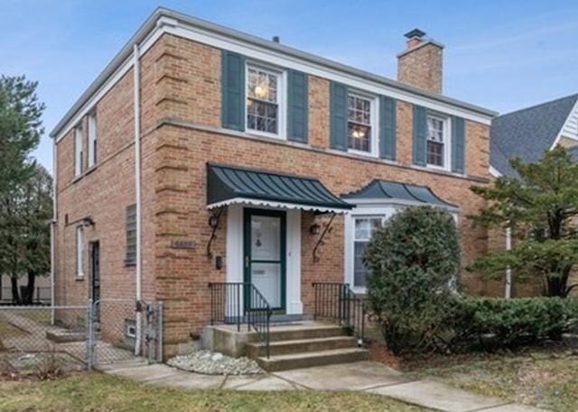 5823 N Kirby Avenue, Chicago, IL 60646 (MLS #10269047) :: Baz Realty Network   Keller Williams Preferred Realty