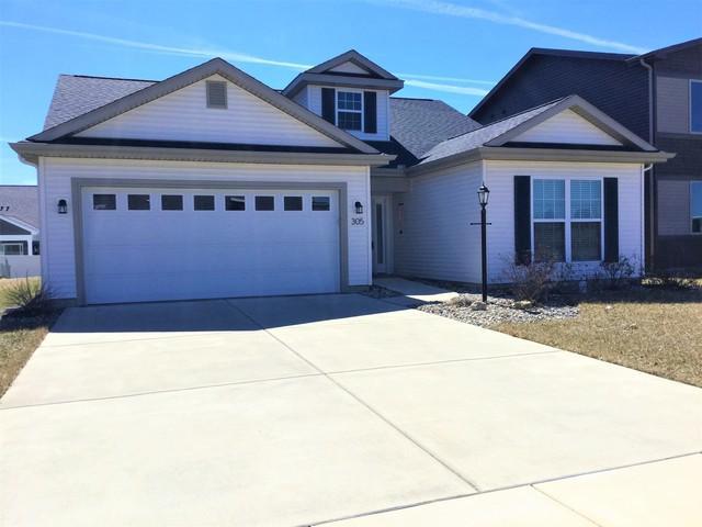 305 Bardeen Lane, Champaign, IL 61822 (MLS #10269367) :: Helen Oliveri Real Estate