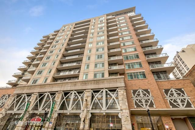 230 W Division Street #604, Chicago, IL 60610 (MLS #10270817) :: The Perotti Group | Compass Real Estate